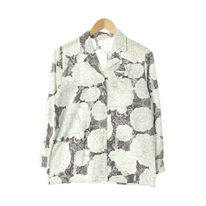 UNIQLO1/2SHIRT( UNISEX - M )