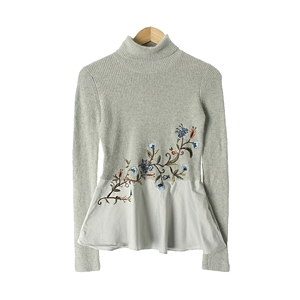 COLUMBIA1/2SHIRT( WOMAN )