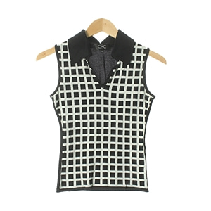 BROWNY1/2TOP( WOMAN - F )